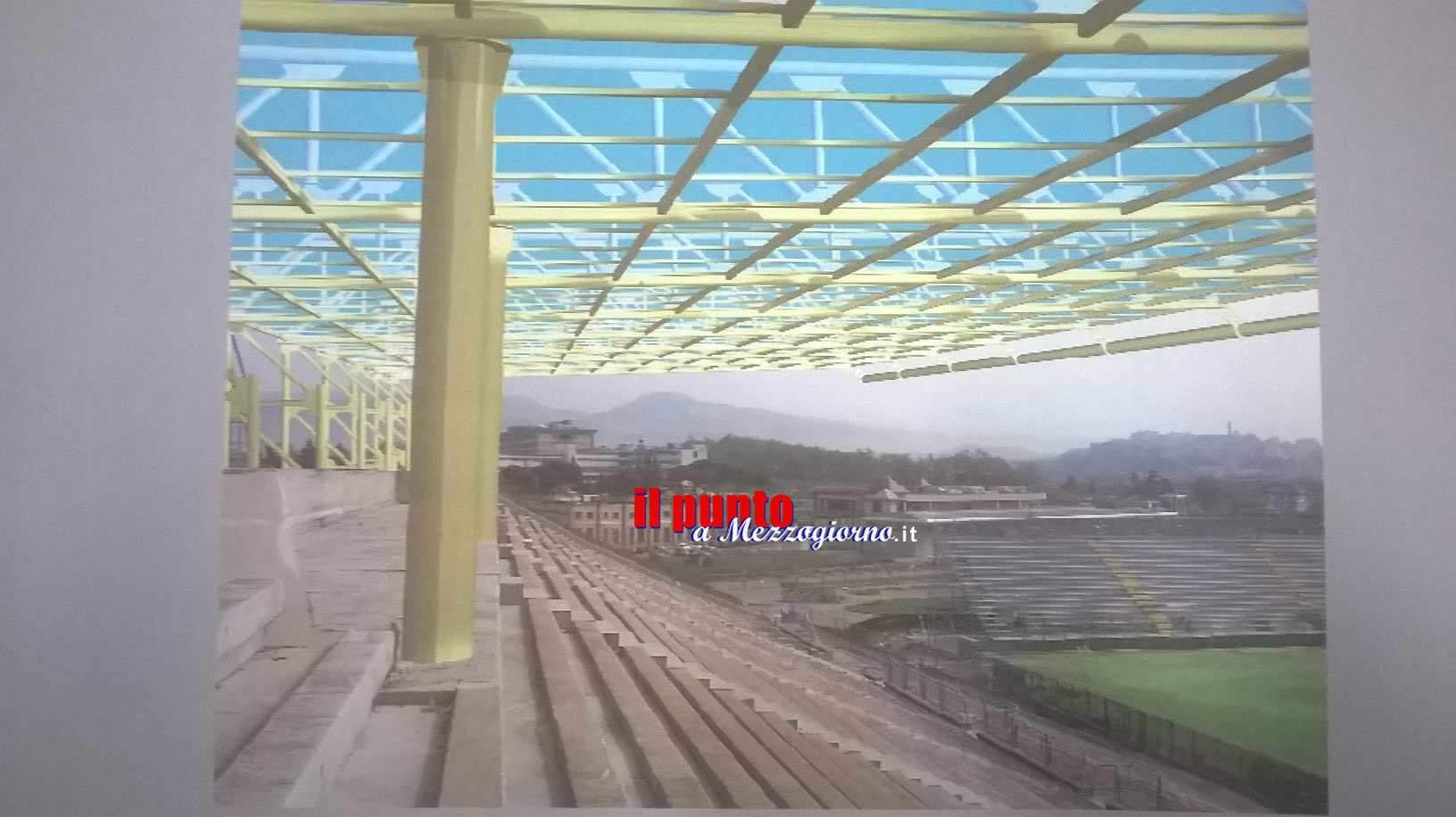 Nuovo stadio Frosinone, firmata la concessione per 45 anni al Stirpe