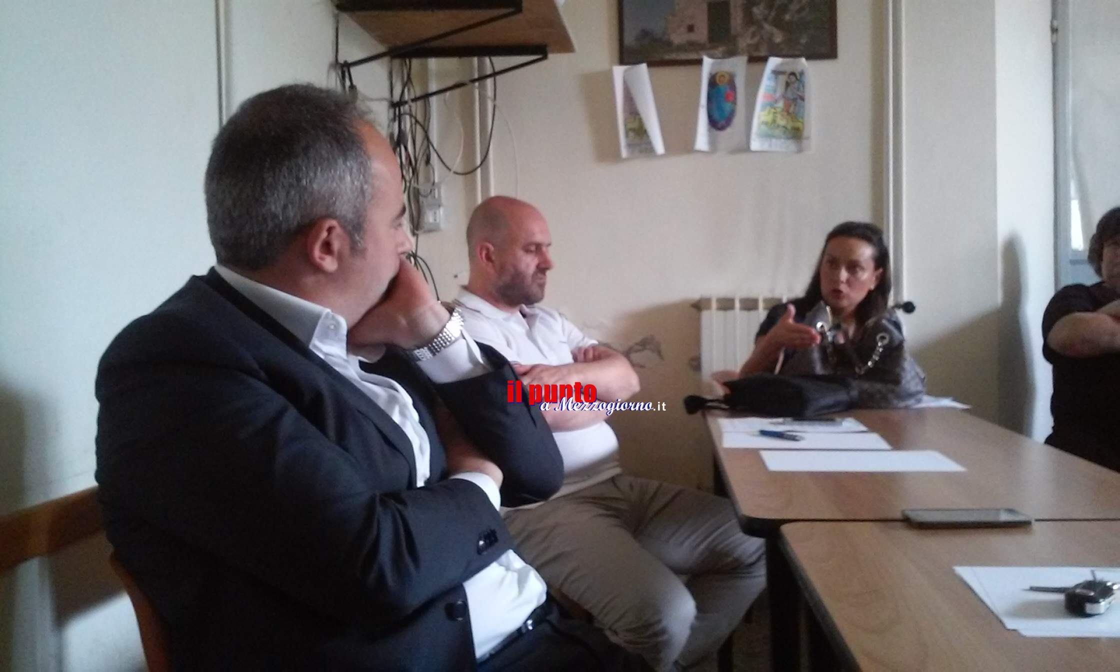 Impianto di compostaggio a Piedimonte. Nasce un nuovo comitato per dire no ai rifiuti