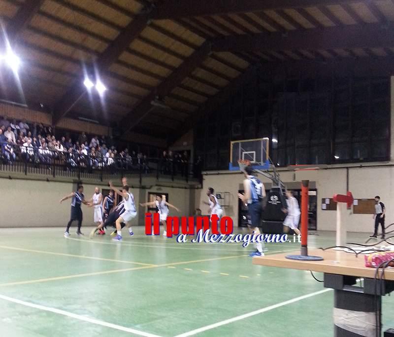 Basket serie C/Gold: NB Sora 2000 fa sua anche gara 2 contro Anzio e vola in semifinale