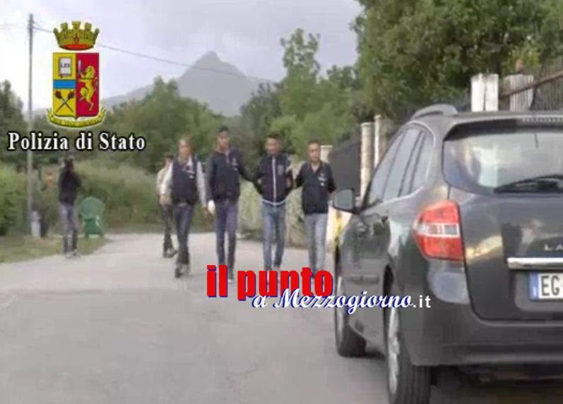 Arresti a Frosinone, la droga che traina anche altri crimini