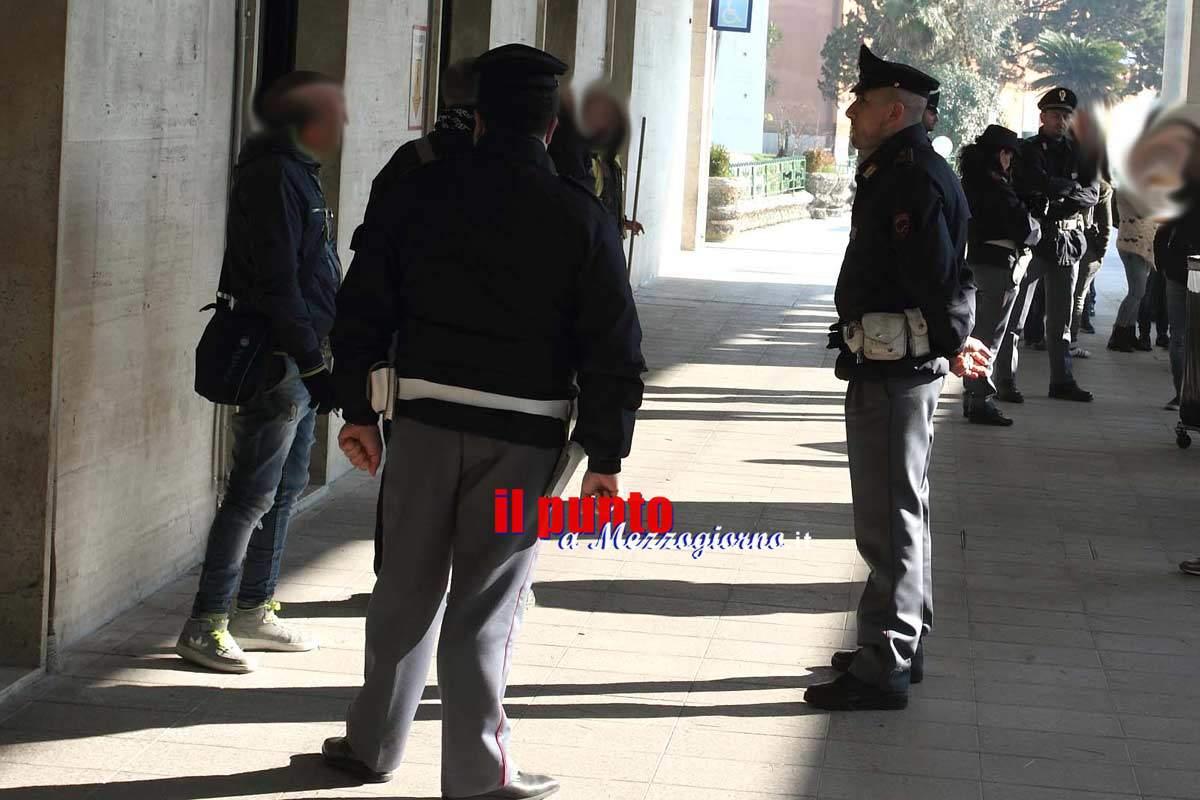 Pretende di viaggiare gratis e aggredisce il controllore, straniero arrestato dalla Polfer di Cassino
