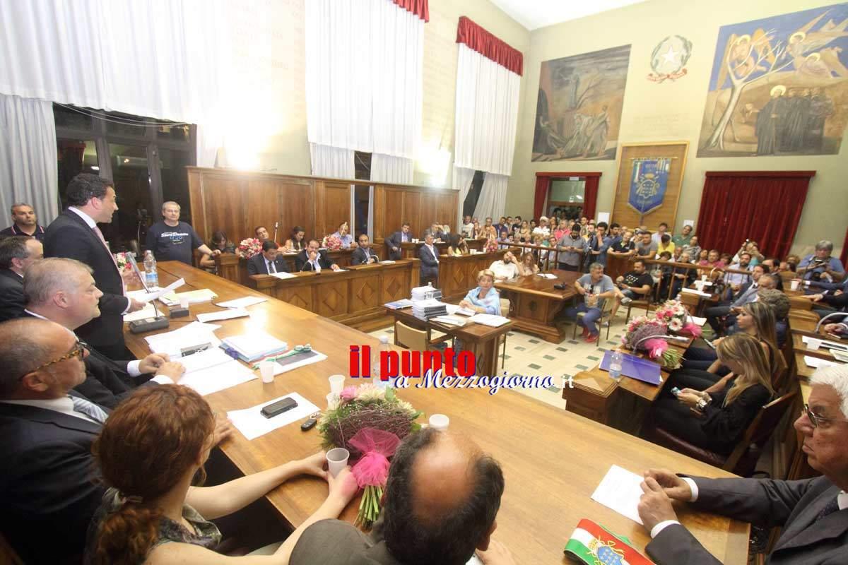 Cassino – Revocate deleghe all'assessore Di Zazzo