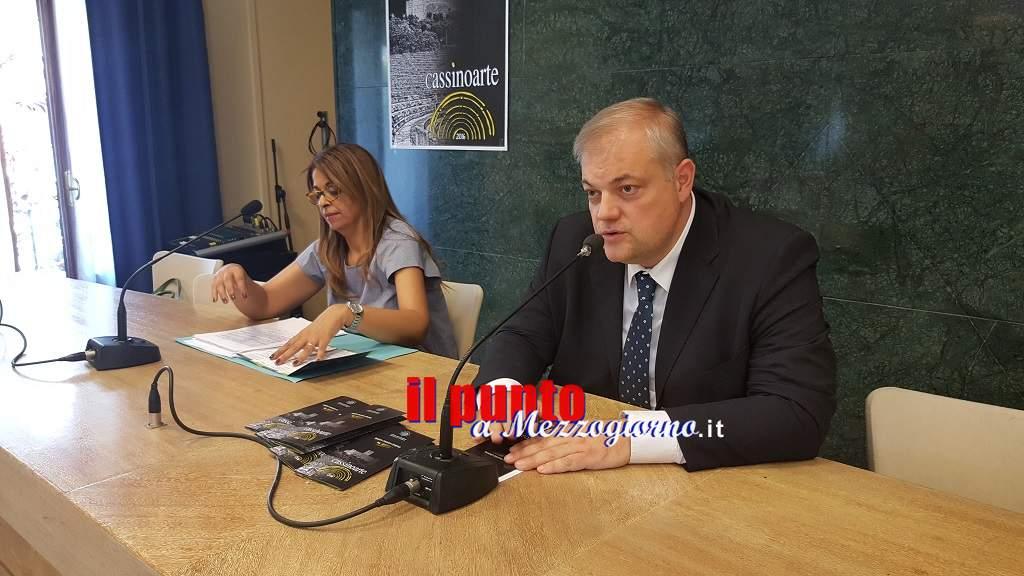 D'Alessandro: Il Rettore Betta d'accordo sul progetto di messa in sicurezza di via S. Angelo