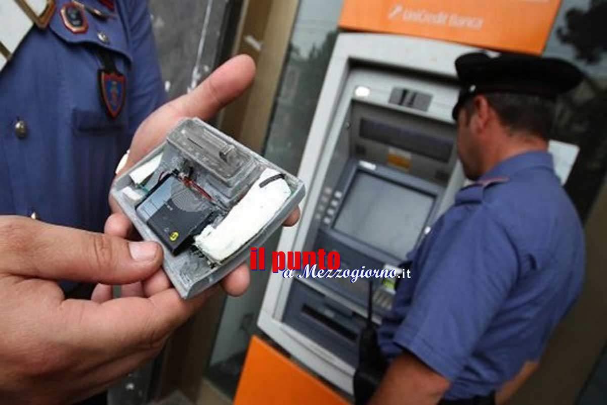 Venafro – Clonavano carte di credito, denunciati due 35enni