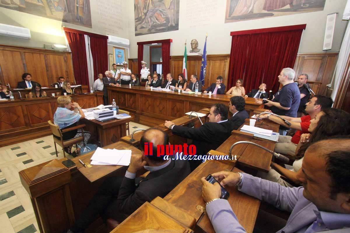 """Cassino, il Consiglio comunale dichiara il dissesto finanziario. D'Alessandro: """"Decisione da prendere già da tempo"""""""