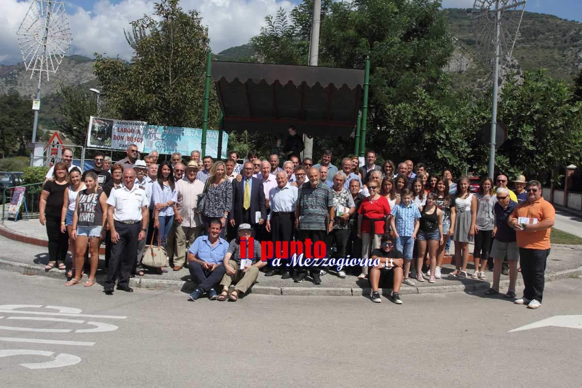 Cassino – Un seme di pace e di speranza affidato ai più giovani