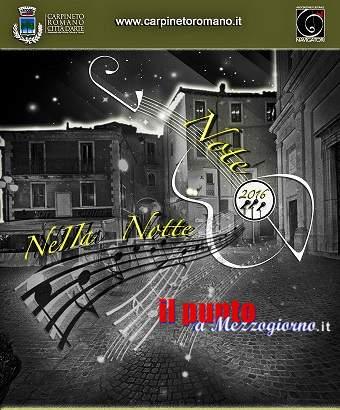 """""""Note nella Notte"""": V Edizione del Concerto per Chitarre"""
