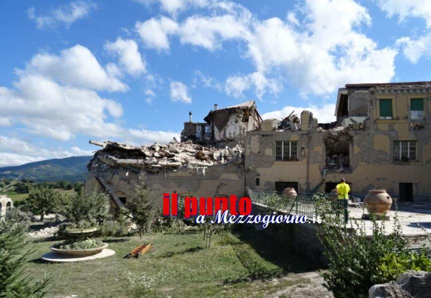 Terremoto e sciacallaggio, tre stranieri arrestati dopo aver razziato agriturismo ad Amatrice
