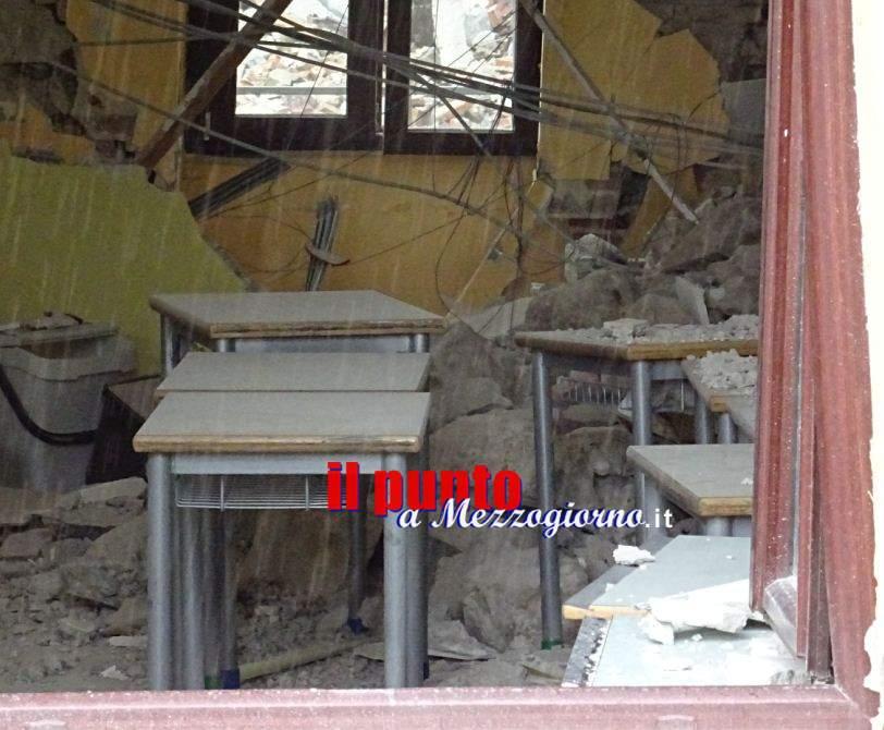 Terremoti, frane e alluvioni, 36mila scuole a rischio. I Geologi lanciano l'allarme e scrivono al Ministro