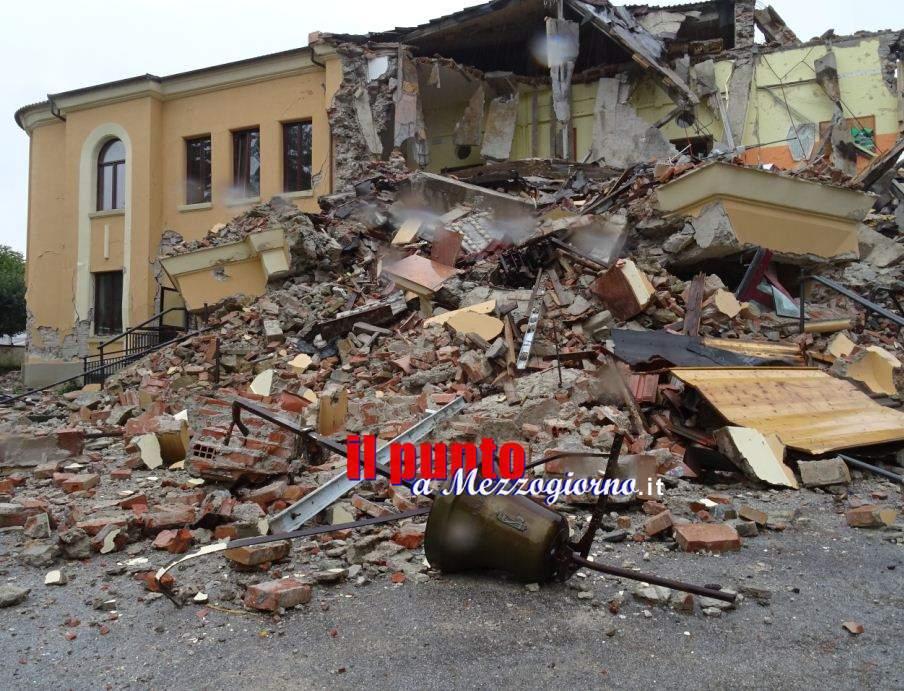 Terremoto ad Amatrice, il Comune chiede il contenuto del server sequestrato sotto le macerie della scuola