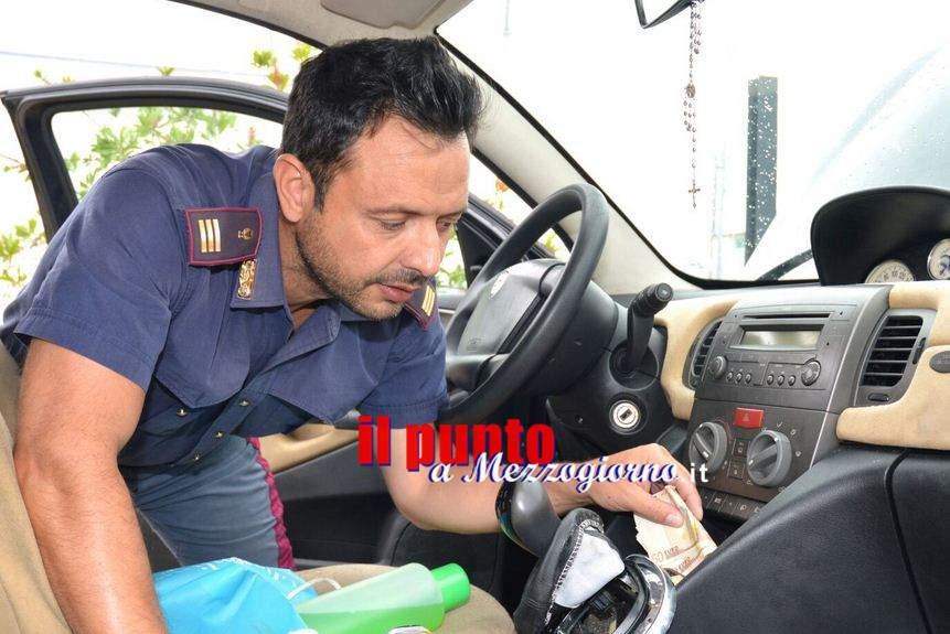 Falsari sull'A1 a Cassino, coppia arrestata per possesso di banconote da 50 euro false