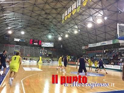 Basket: La Virtus a Scafati nella sesta di pre campionato
