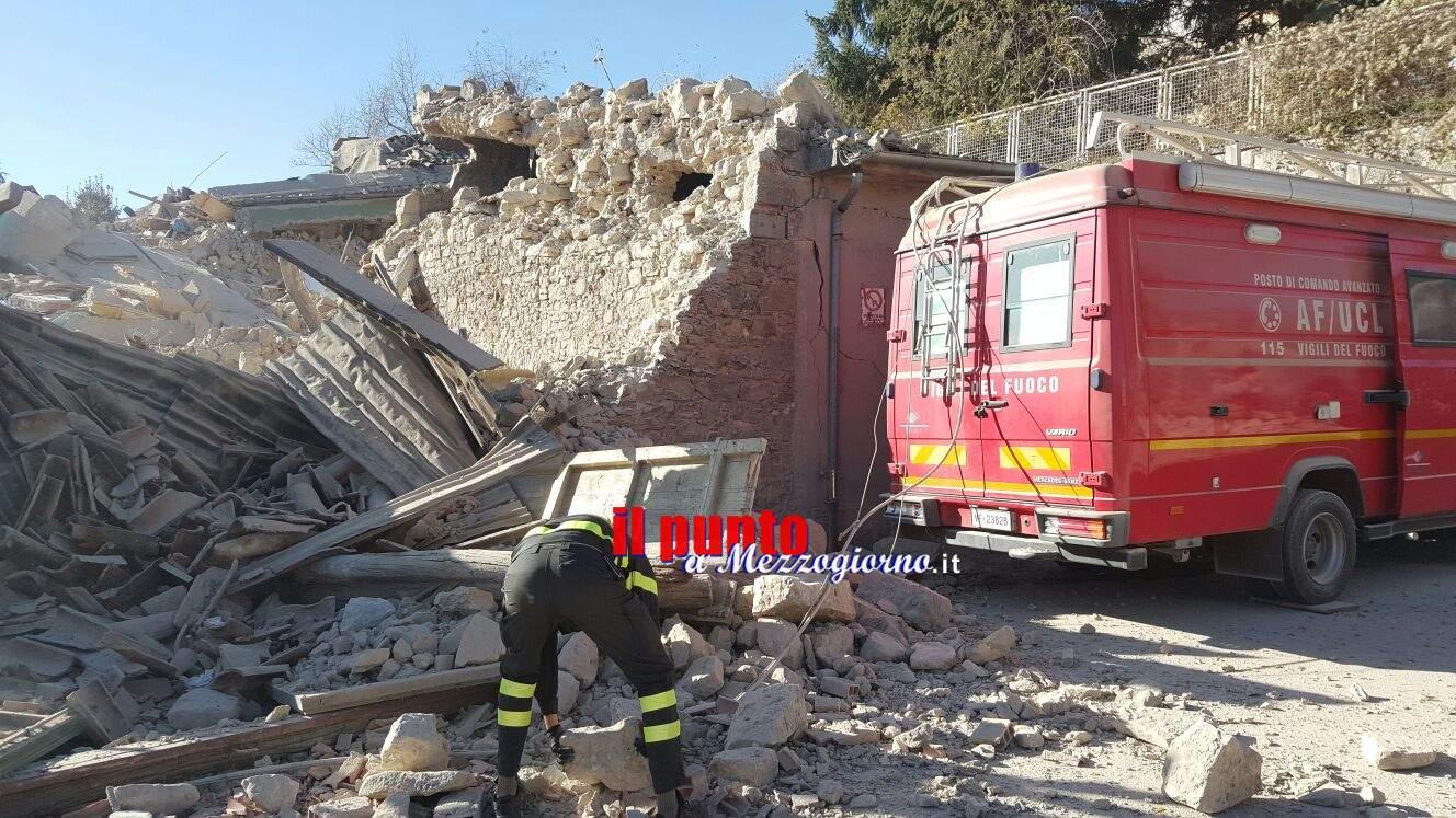 Terremoto centro Italia: il quadro della situazione dopo quattro ore