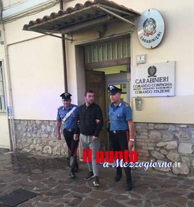 Truffa un'anziana a Scauri, campano arrestato dai carabinieri