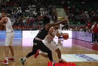 Basket: Ferentino si piega al Legnano (82-81), ma solo nel finale