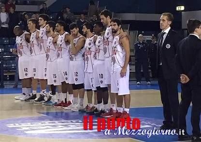 Basket serie A2: Ferentino, stasera a Reggio Calabria, contro la Viola