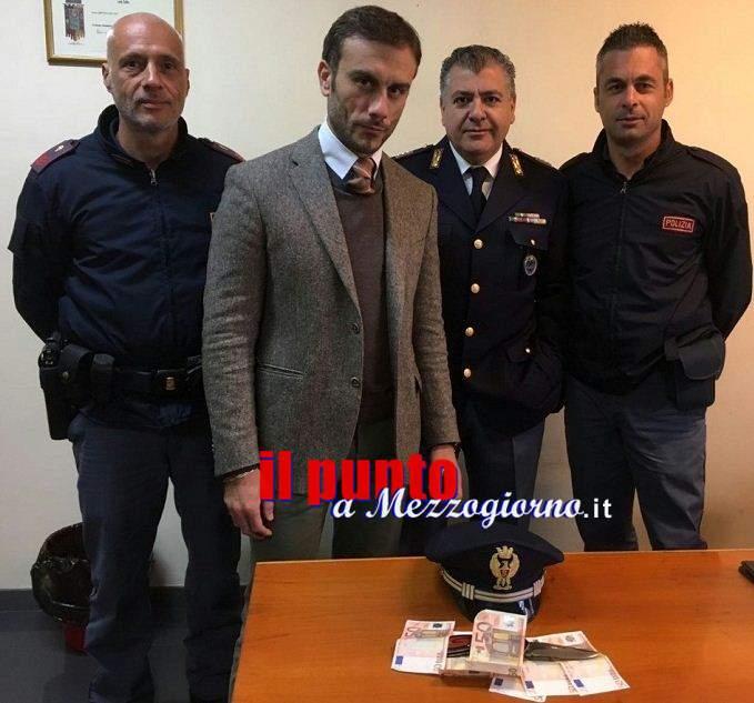 Estorsione tra egiziani a Frosinone, tre arresti e minorenne denunciato