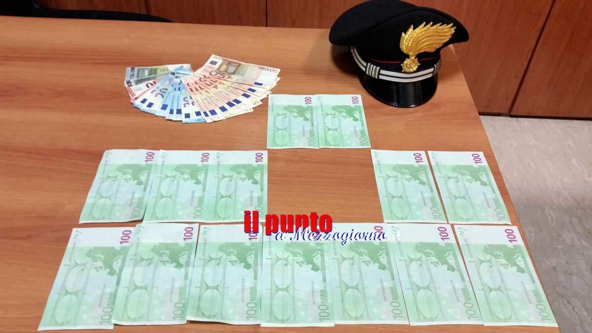 Trovato con soldi e droga, arrestato fabbro 62enne di Velletri
