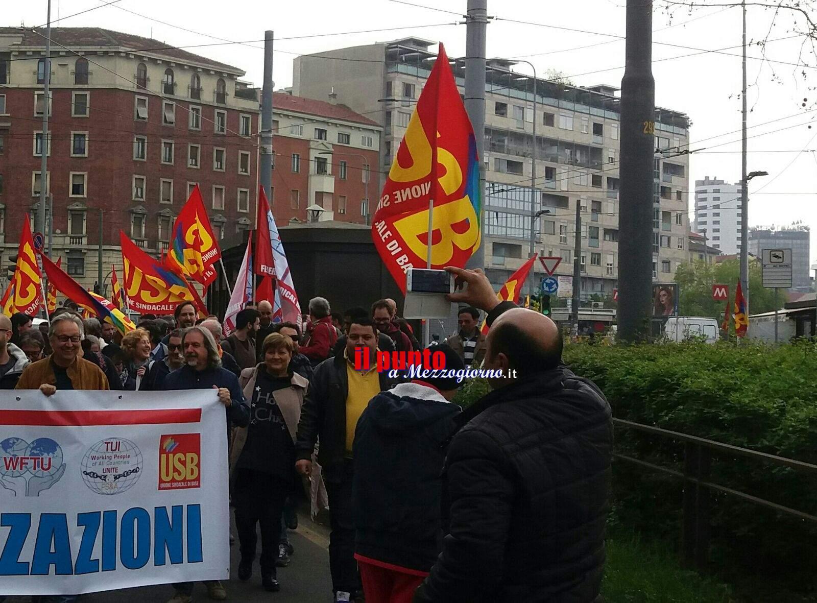 Venerdì 21 ottobre sciopero generale indetto da USB con iniziative e presidi in tutto il paese