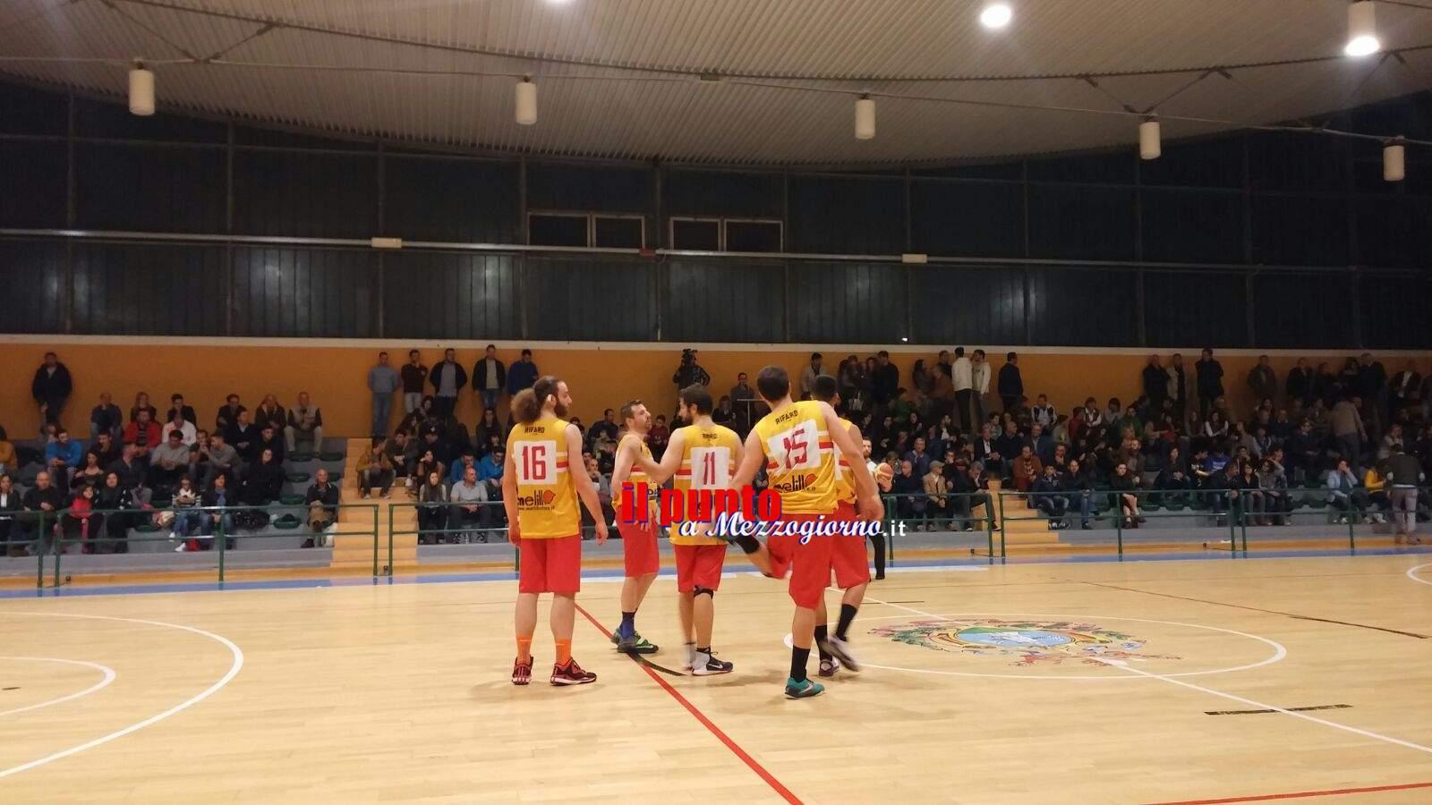 Basket serie D: Veroli non perdona, supera 90-66,  Academy