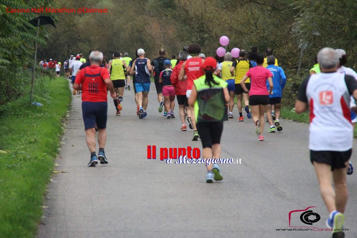 Furto di zaini ai partecipanti alla mezza maratona Roma-Ostia