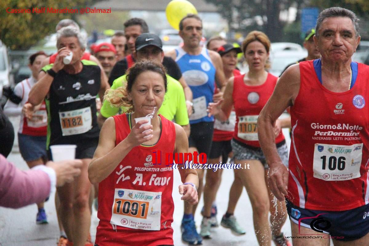"""Domenica di sport e corsa con la Cassino Half Marathon, l'organizzatore: """"Bando alle polemiche"""""""