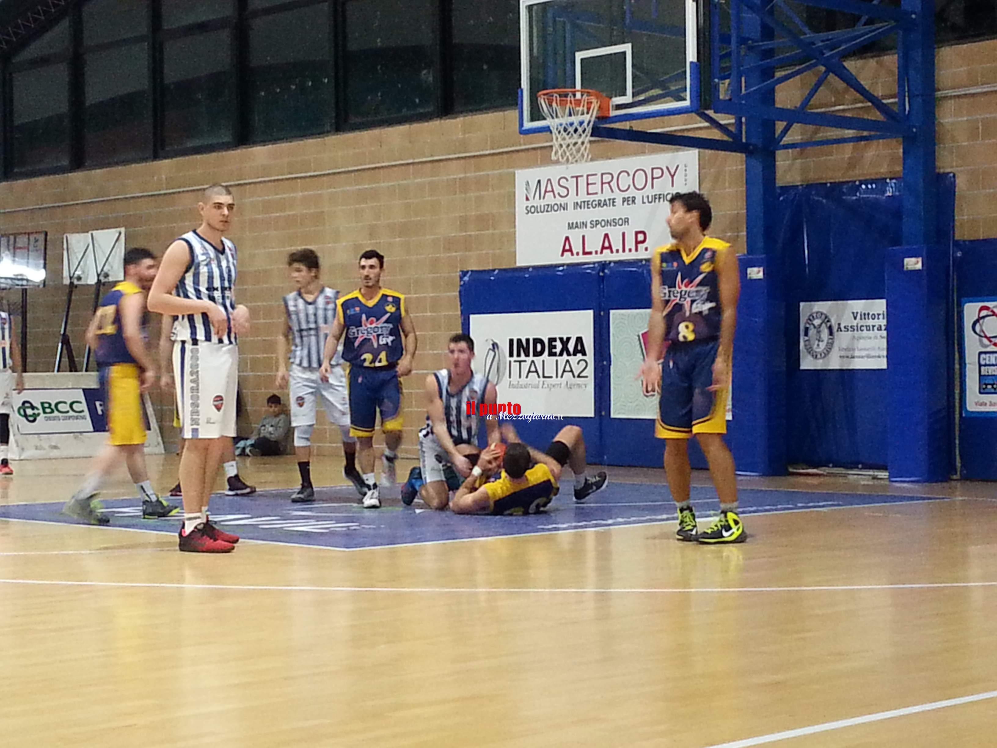 Basket C Gold: La NB Sora 2000 festeggia la prima vittoria, Petriana ko