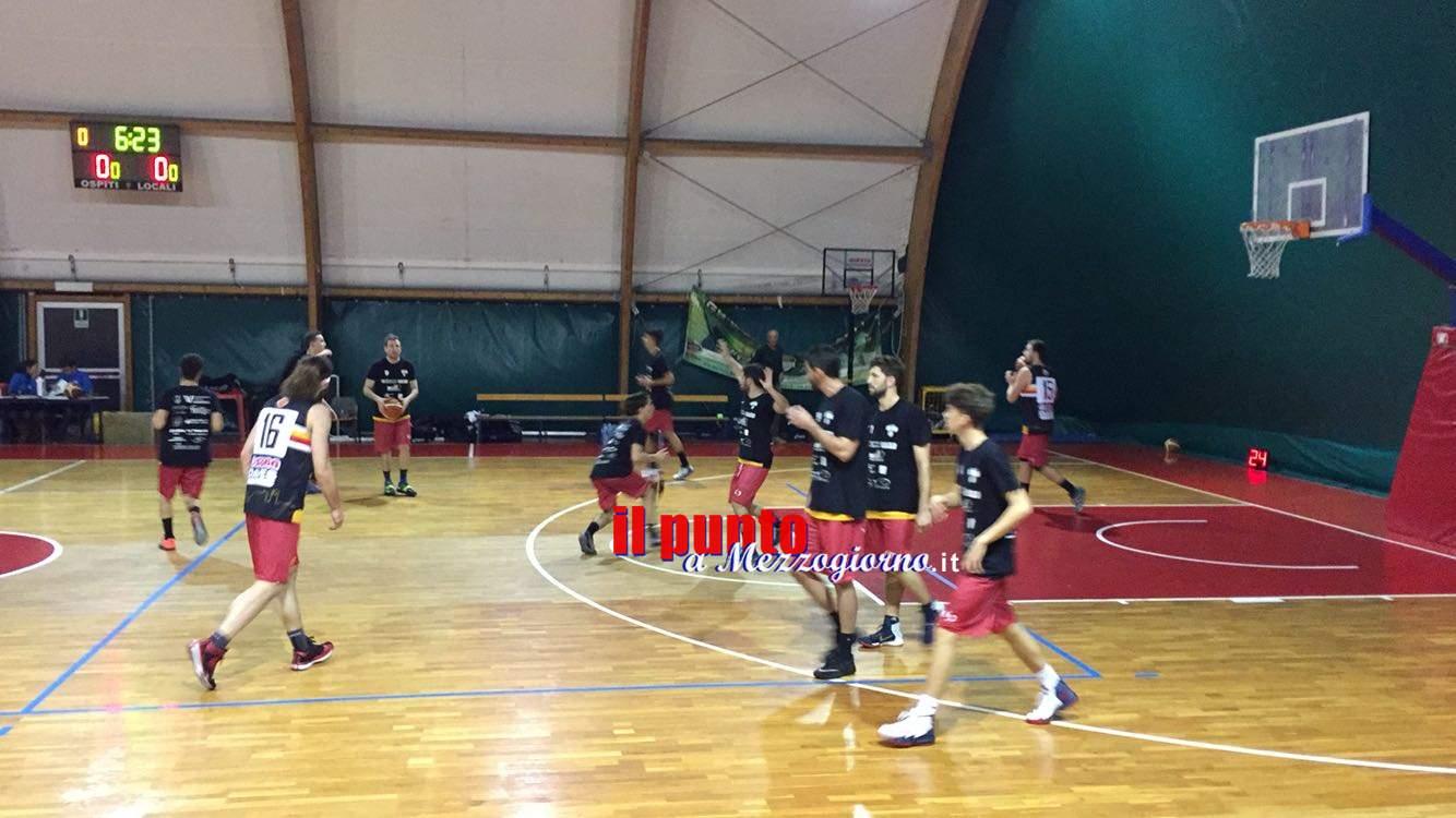 Basket Serie D: Sconfitta indolore per la capolista Pallacanestro Veroli