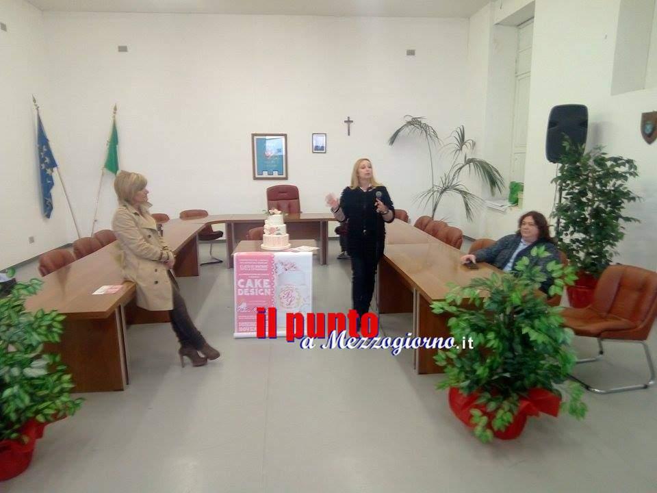 A Pico il master in Cake Design con Katia Malizia