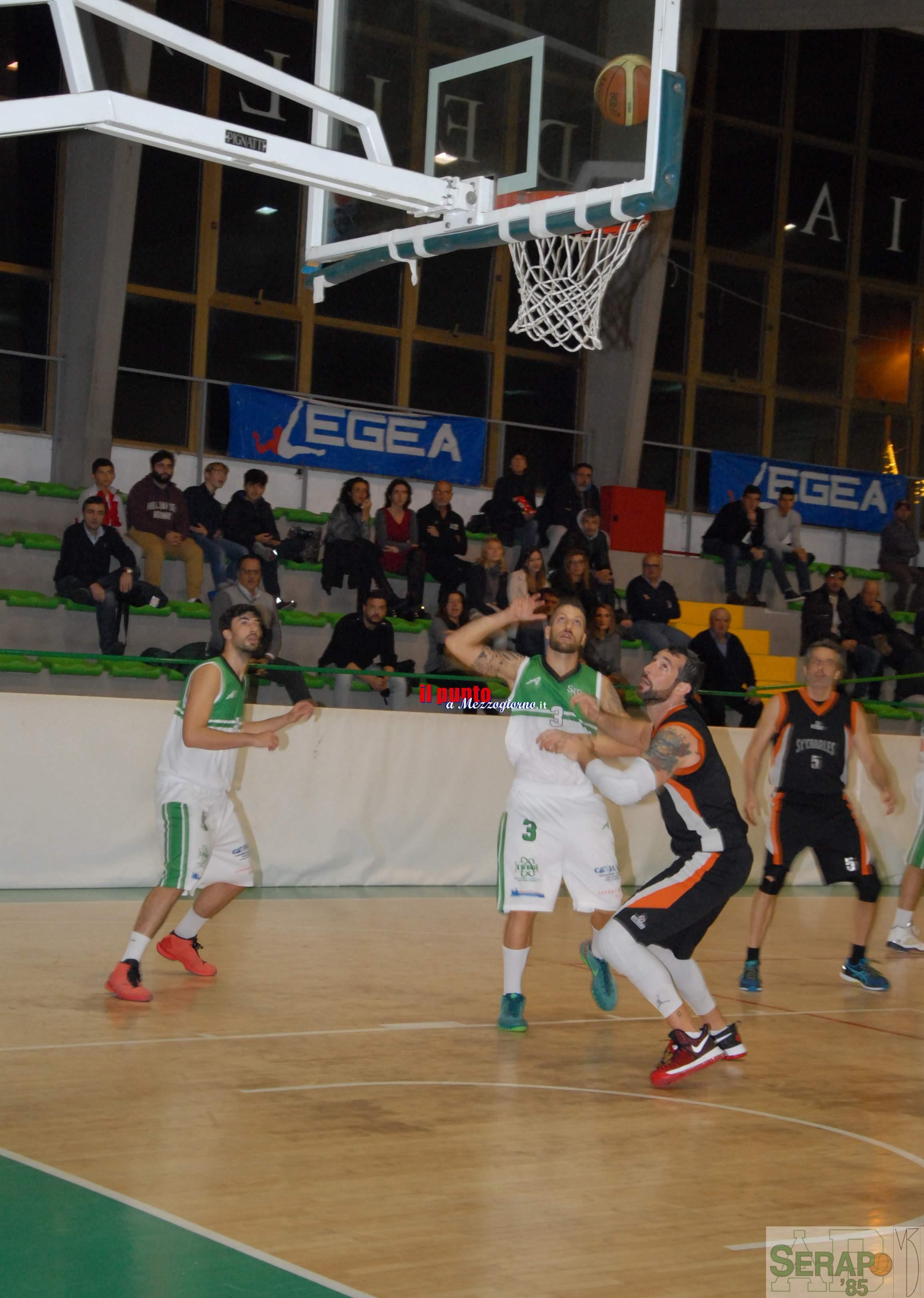 Basket Serapo bella, ma sfortunata contro Albano