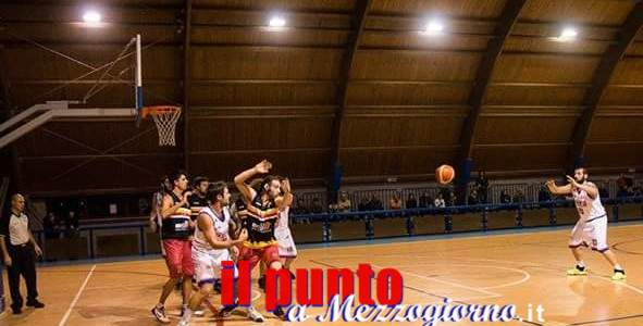 Basket C/Silver: Importante vittoria casalinga per Veroli contro Gaeta