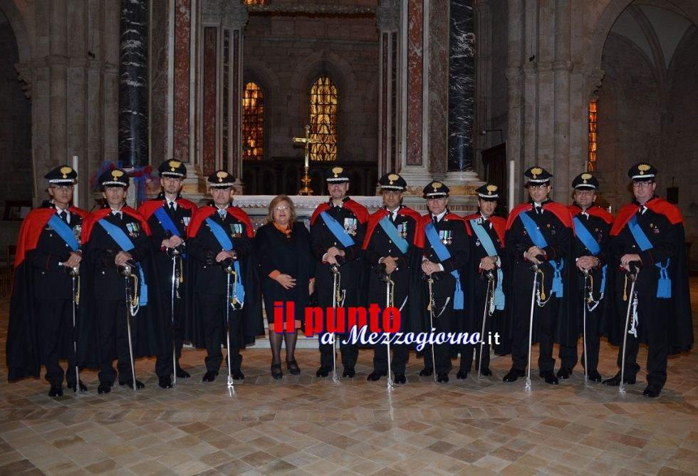 Maria Virgo Fidelis, i carabinieri di Frosinone celebrano la loro Patrona nell'abbazia di Casamari