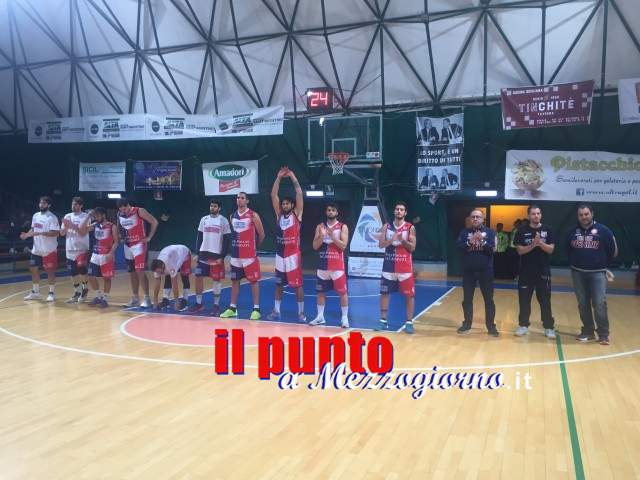Basket serie B: La Virtus Cassino non scende a Patti. Siciliani battuti 89-45
