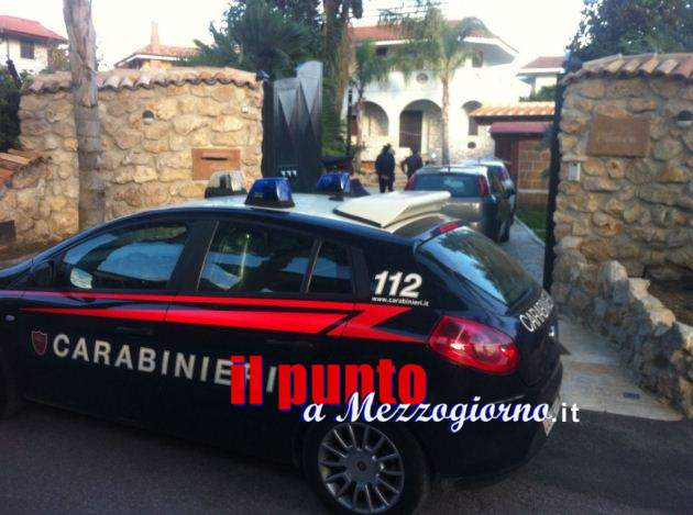 Morto in casa a Formia, indagano anche i Carabinieri del Ris