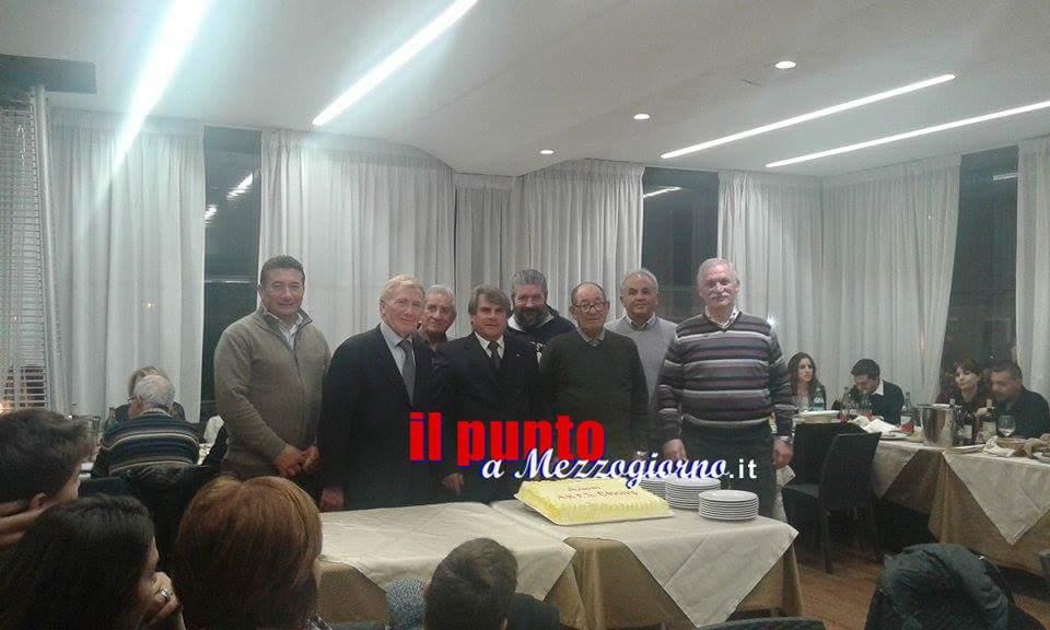 Cassino- Si rinnova l'appuntamento con il pranzo sociale dell'Anps