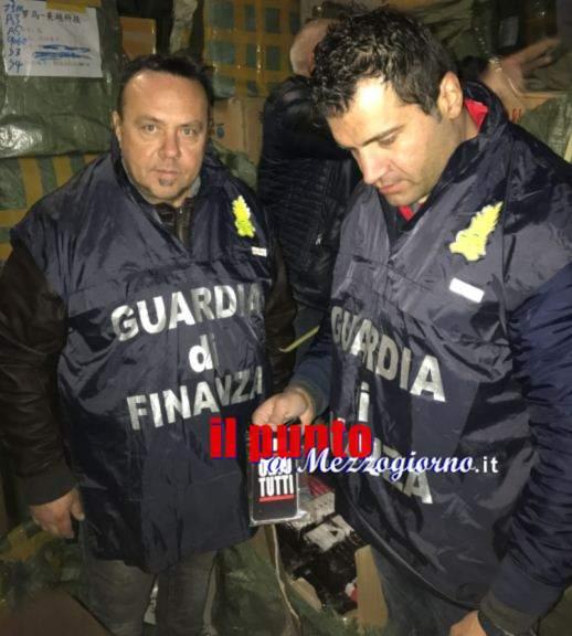 Ben 22mila prodotti contraffatti sequestrati dalla Finanza di Latina