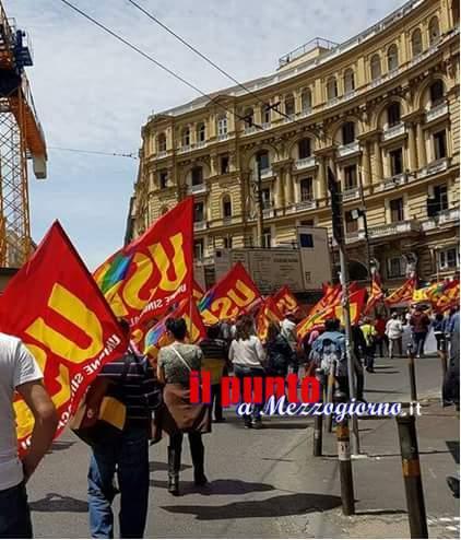 Frosinone – Stato di agitazione per i lavoratori della 2i rete gas