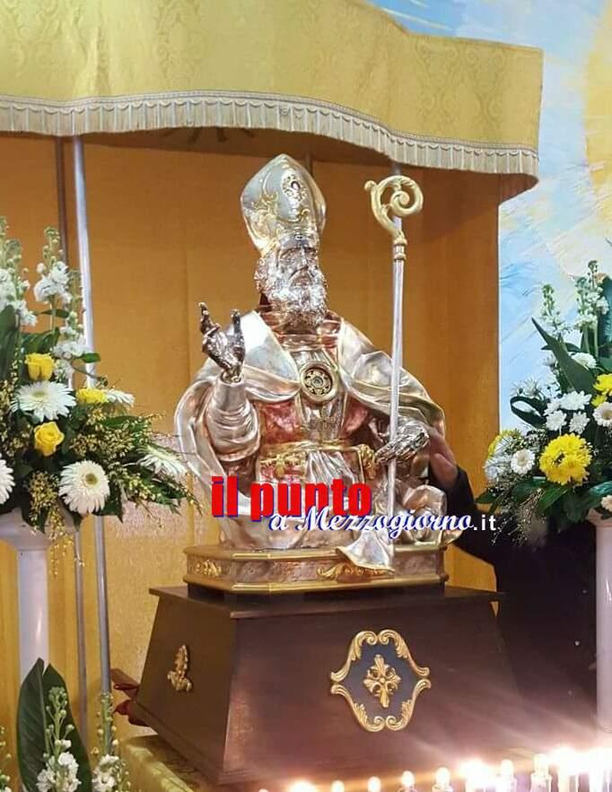 Oggi festa di Sant'Amasio patrono di Piedimonte San Germano