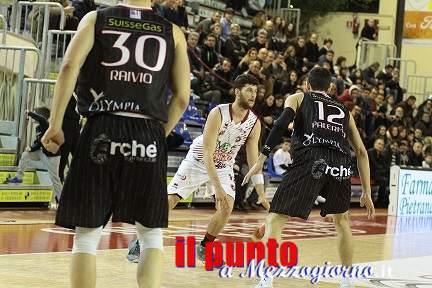Basket: Ferentino non riesce a fermare la capolista Legnano