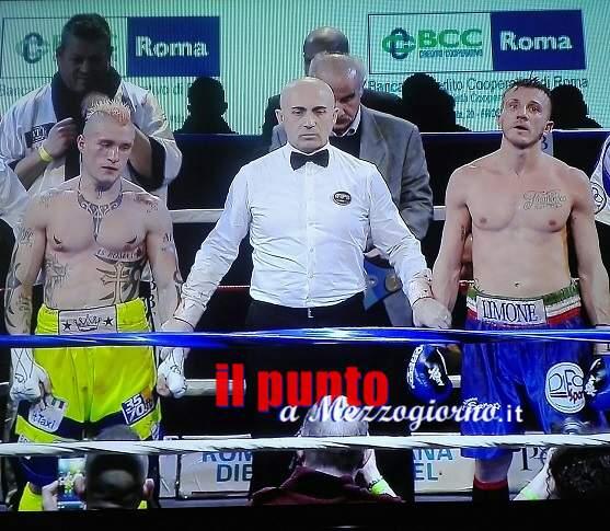 Boxe: Il titolo italiano torna a Ceccano, Alessandro Micheli conquista la corona dei Superpiuma
