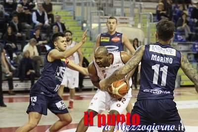 Basket: Ferentino, contro Trapani, alla ricerca della prima vittoria interna