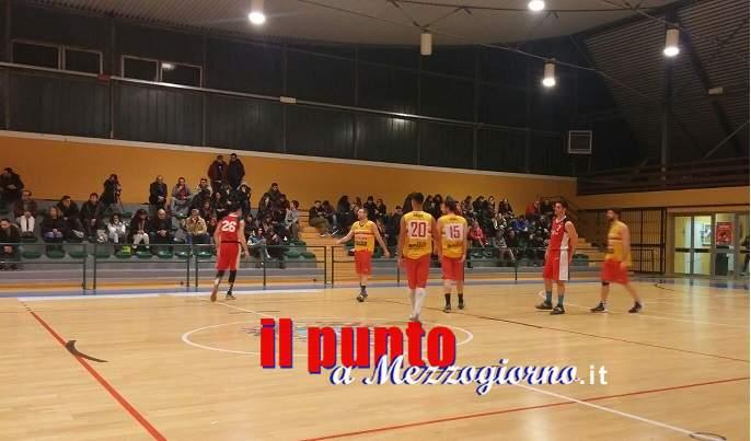 Basket serie D: Veroli più forte di tutti, sola al comando