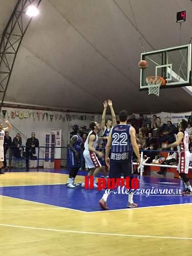 Basket C Gold: NB Sora 2000 corsara ad Aprilia