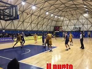 Basket C Gold: NB Sora 2000 espugna il campo della Petriana
