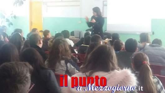"""Pico; a scuola con la Polizia di Stato per dire """"No"""" al cyberbullismo"""