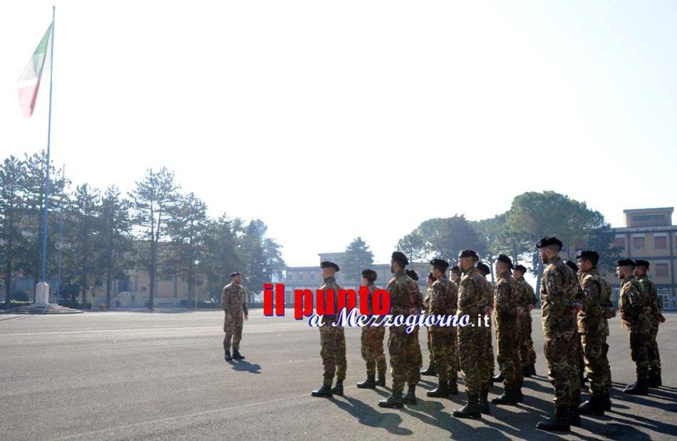 Si formano a Cassino 303 sergenti dell'Esercito