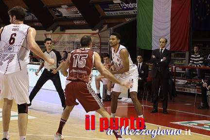 Basket A2: Ferentino cade ancora (67-71) fra le mura domestiche