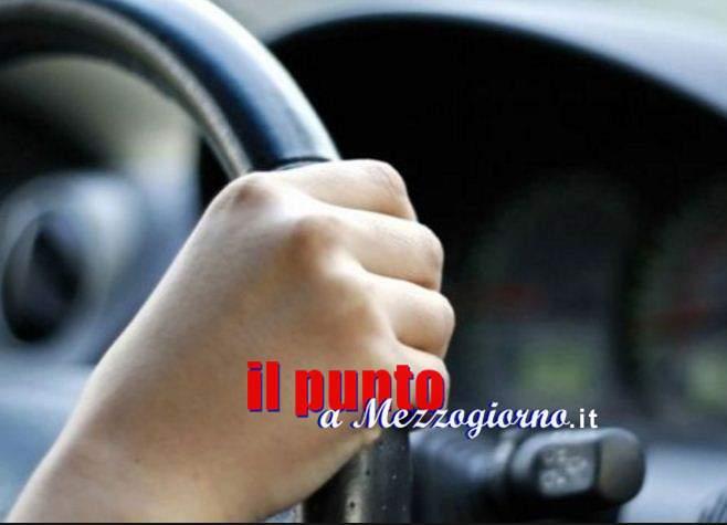 Assuntori di droga appiedati, 51 cassinati rischiano la patente di guida