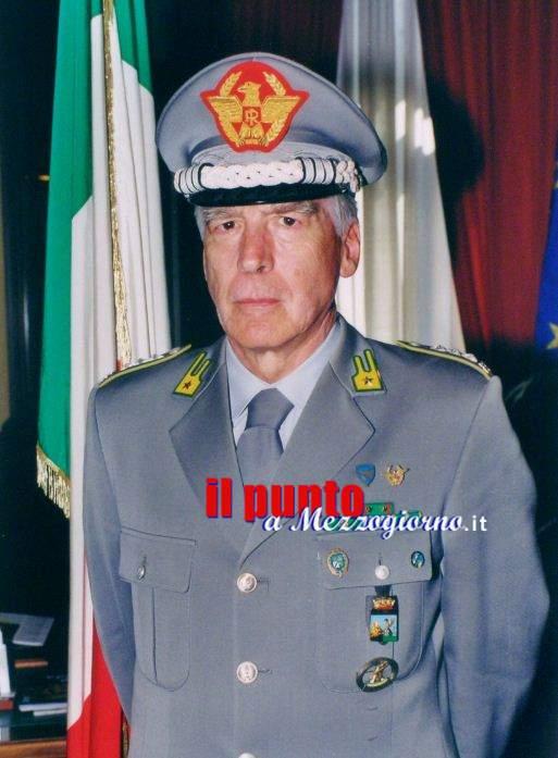 La Guardia di Finanza piange la scomparsa del Generale Luciani, oggi i funerali