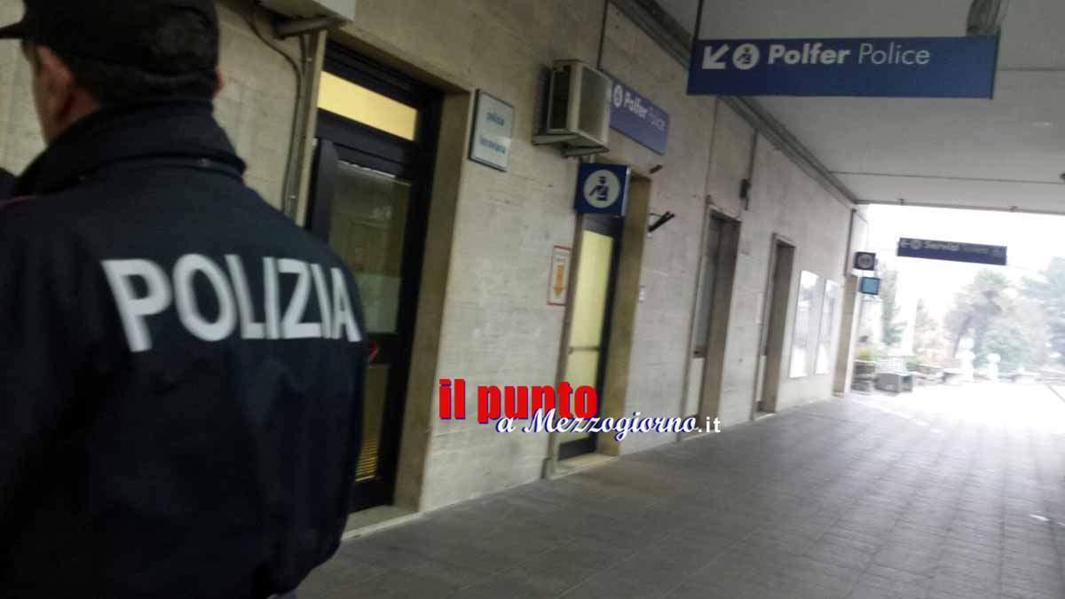 Polfer Bilancio 2017: Nel Lazio 178 arresti, 841 denunce e 1130 multe